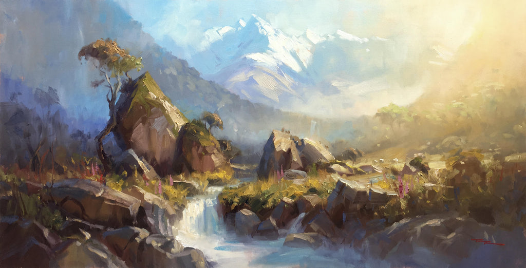 Richard Robinson-Routeburn Valley