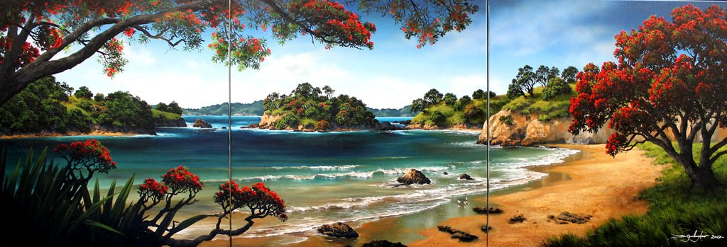 Dale Gallagher-Secluded beach