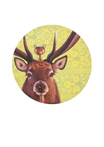 Jo Gallagher-The Trophy Stag