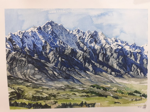 Wonhee Deuart-The Remarkables Queenstown