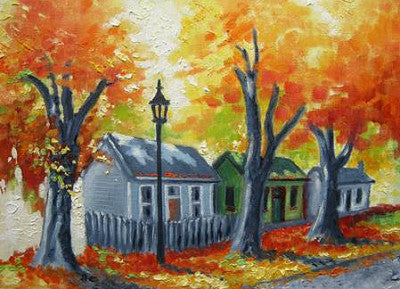 Annette Dickison-Arrowtown in Autumn