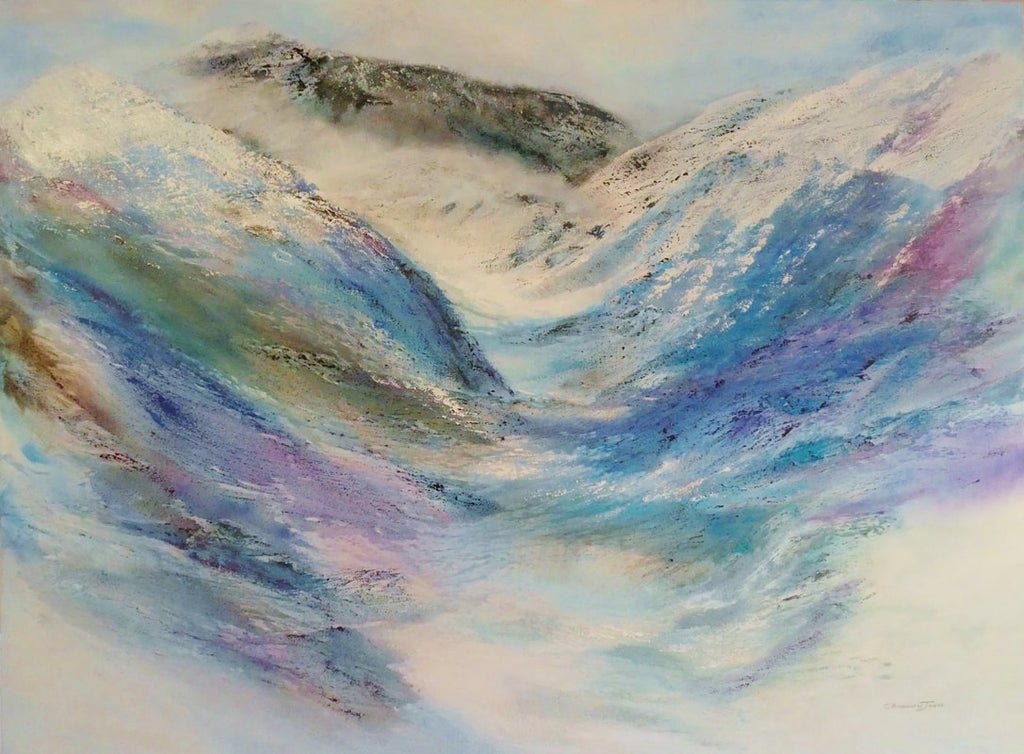 Clare Riddington-Jones As the Mist Rolls In