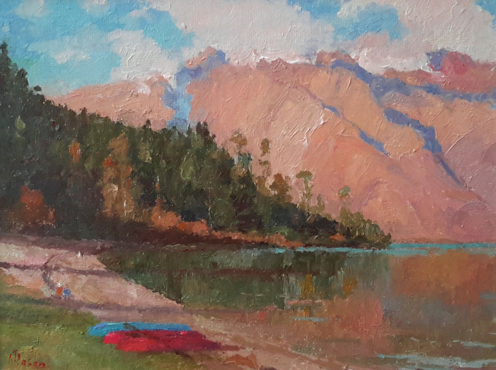 Malcolm Mason-From Sunshine Bay Queenstown