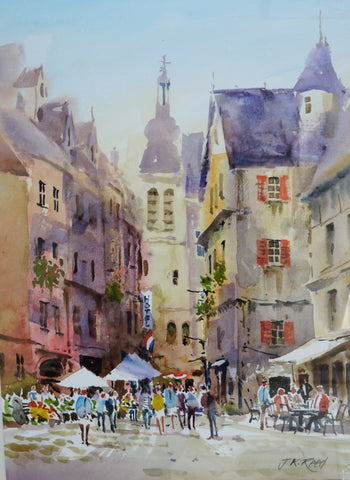 Keith Reed- Sarlat