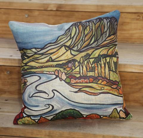 M.J.C Te Mata Peak Cushion