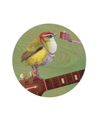Jo Gallagher-The Rockwren