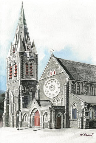 Wonhee Deuart-Christchurch Cathedral