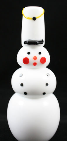 Vitrix Hot Glass Studio Soldier Snowman