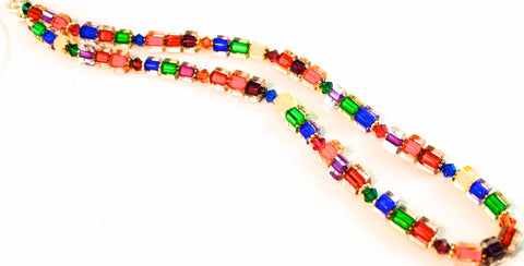 Penrose Design Mini Bead Brights Necklace