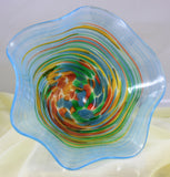 Glass Eye Studio Winter Sunset Mini Bowl