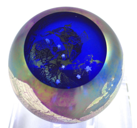 Glass Eye Studio Big Dipper Celestial Paper Weight
