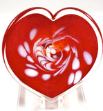 Glass Eye Studio Red Affection Heart