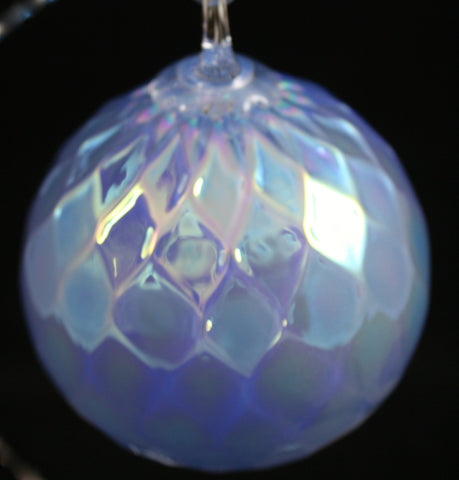 Glass Eye Studio Classic Ornament Powder Blue