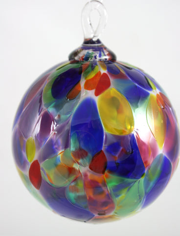 Glass Eye Studio Classic Ornament Fiesta