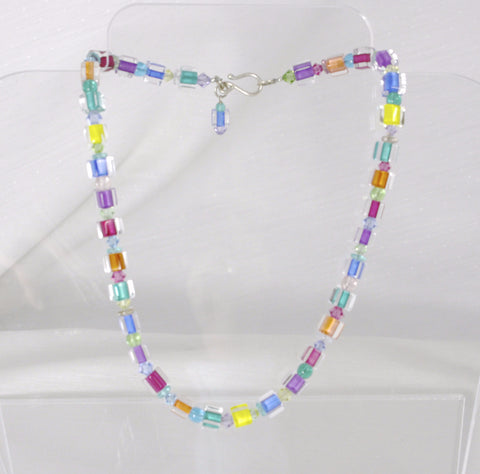 "Penrose Design Caribbean Chunky 18"" Necklace"