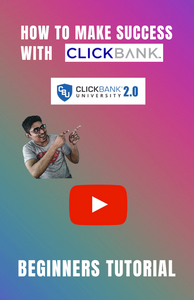 ClickBank Training for Beginners 2020 ... How to make success with ClickBank?