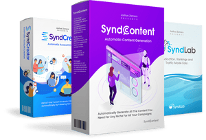 SyndTrio Review and Bonuses & Training [SyndTrio Review and Bonus]