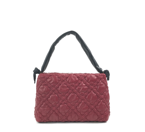 Red Box Quilted Bag