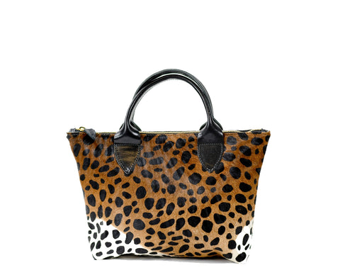 Cheetah Mini Tote