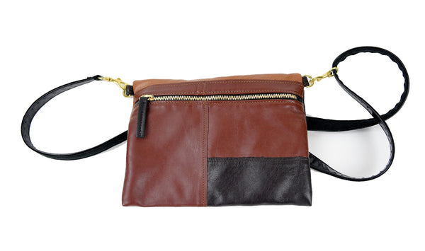 Elton Belt Bag Brown