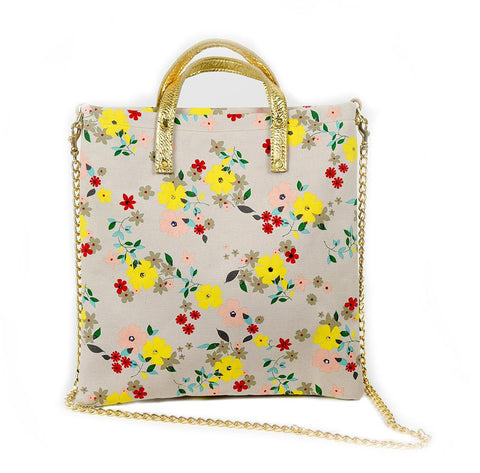 Sunshine Floral Crossbody