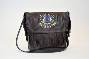 Crossbody Evil Eye