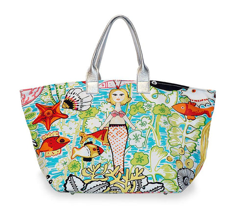 Mermaid Resort Tote