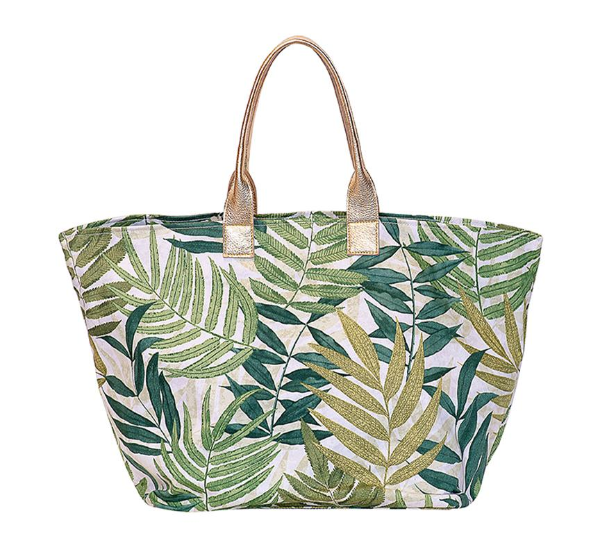 Palm Resort Tote