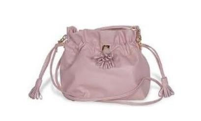 Gizelle Drawstring Blush
