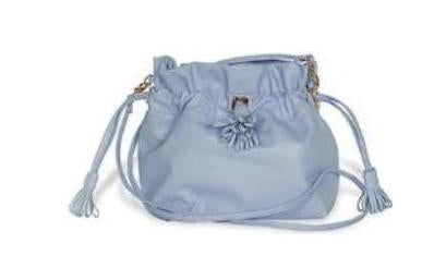 Gizelle Drawstring Powder Blue