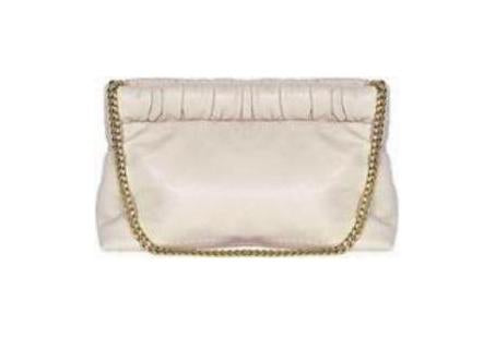 Palm Springs Clutch Ivory