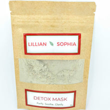 Load image into Gallery viewer, Detox Mask - lillian-sophia-skin-care