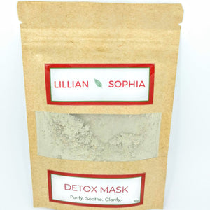 Detox Mask - lillian-sophia-skin-care