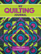 Load image into Gallery viewer, My Quilting Journal