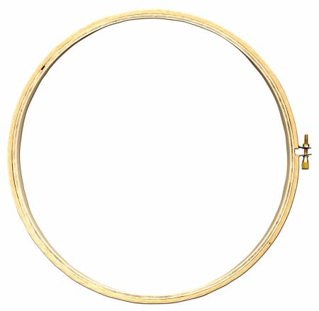 Wood Embroidery Hoop - 10