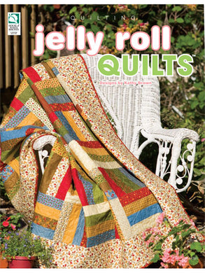 Annie's Quilting: Jelly Roll Quilts Softcover Book