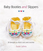 Load image into Gallery viewer, Baby Booties and Slippers - Book