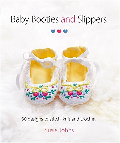 Baby Booties and Slippers - Book