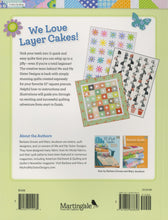Load image into Gallery viewer, Easy Layer Cake Quilts - Book - B1418T