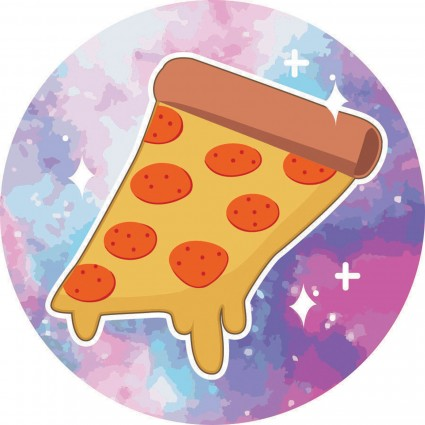 Ad-Fab Patch: Gotta Have Tween Girls - Pizza - CAN21182204X-01