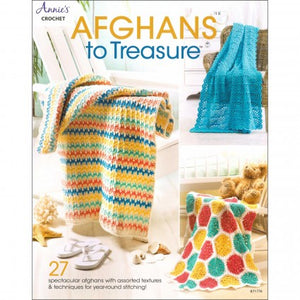 Annie's Crochet: Afghans to Treasure - Pattern Book