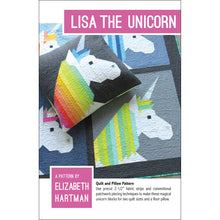 Load image into Gallery viewer, Elizabeth Hartman Pattern: Lisa The Unicorn