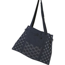 Load image into Gallery viewer, Sashiko Shoulder Bag Kit - EMCSK-0001