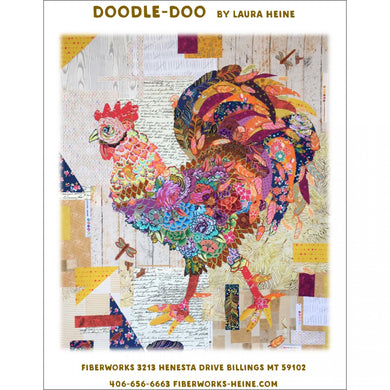 Laura Heine Patterns – Doodle-Doo Collage
