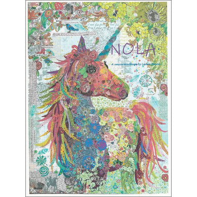 Laura Heine Patterns – Nola Collage