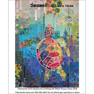 Laura Heine Patterns – Seawell Sea Turtle