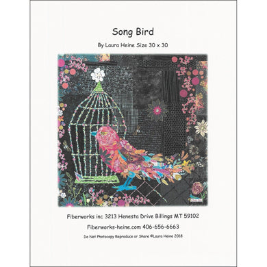 Laura Heine Patterns – Songbird