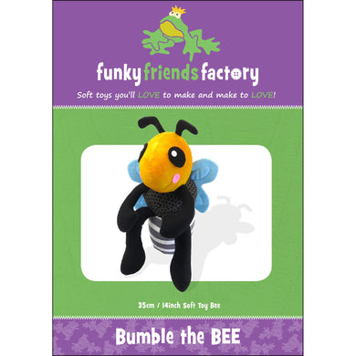 Bumble the Bee Pattern