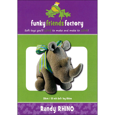Randy Rhino Pattern