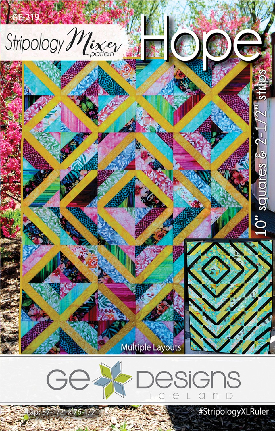 G. E. Designs: Hope Quilt Pattern